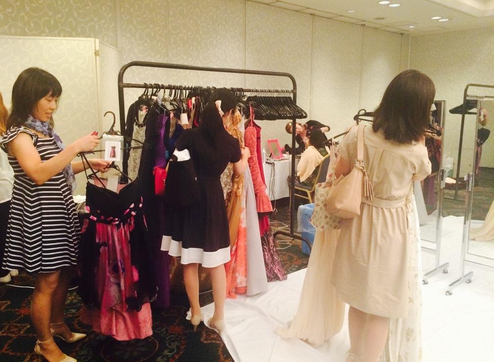 レンタルドレス東京衣装協賛